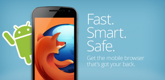 Firefox 17安卓版将支持ARMv6架构设备