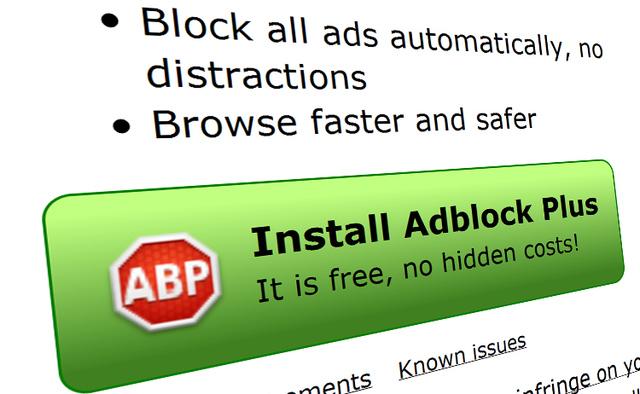 火狐官方:Firefox吃内存多是AdBlock Plus在作怪