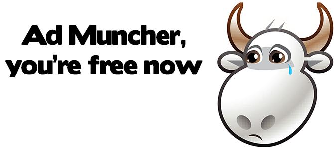 知名广告屏蔽软件 Ad Muncher 推出免费版本