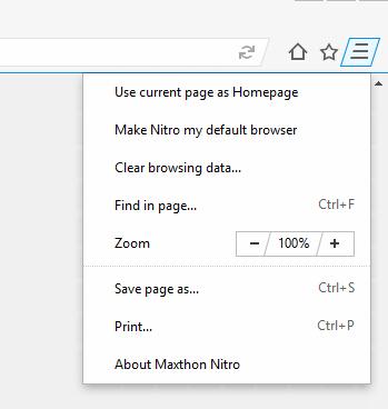傲游浏览器 Nitro 尝鲜版更新至1.0.0.800