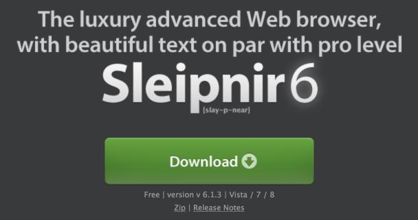 Sleipnir 神马浏览器更新至6.1.5.4000