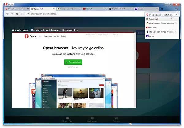 Opera 27.0.1689.54 正式版发布