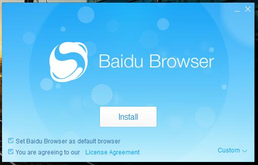 百度浏览器国际版Baidu Browser更新至43.18.1000.65