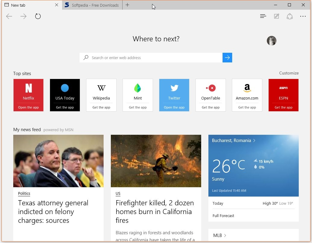 Microsoft Edge浏览器下载-Microsoft Edge浏览器官... -PC下载网