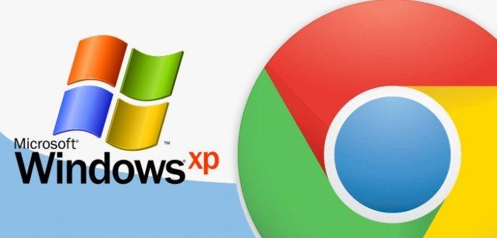 Chrome对XP/Vista下狠手:停止更新支持