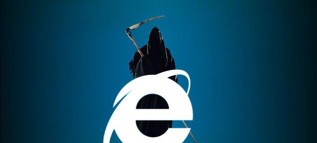 微软发布官方声明:停止对旧版本IE浏览器的支持