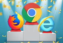 2018年5月份全球主流浏览器市场份额排行榜
