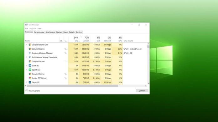 Chrome 已用上 Win10 最新功能:内存占用问题有救了