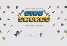 《Dino Swords》为Chrome离线霸王龙带来了一批新武器